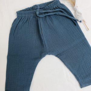 Pantalon muselina